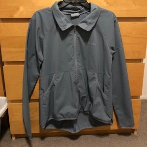 Lightweight Columbia Rainjacket